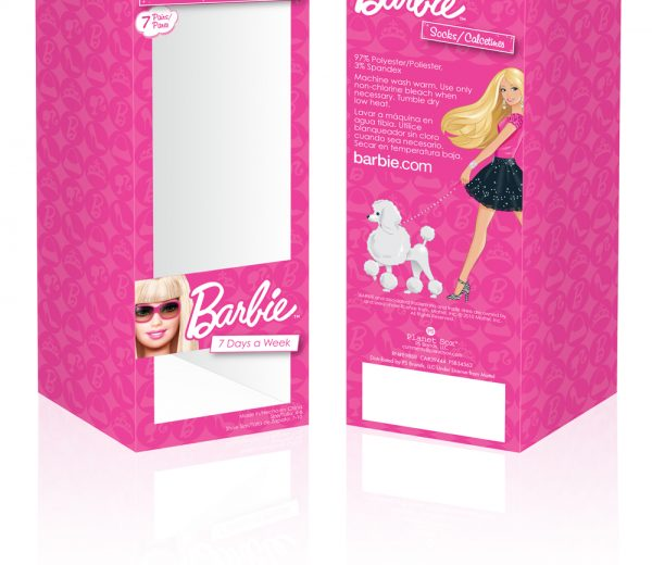 Barbie Packaging