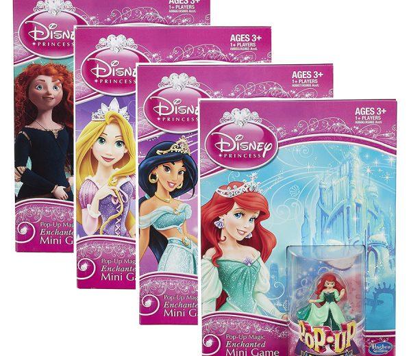 Disney Pop-up Mini Board Games