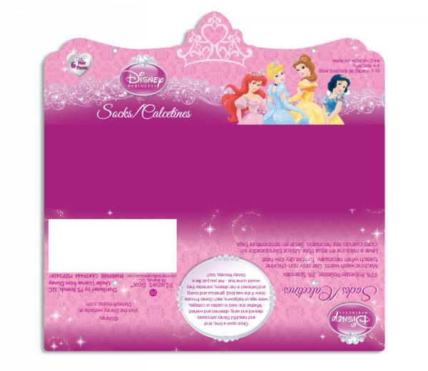 Disney Princess Packaging