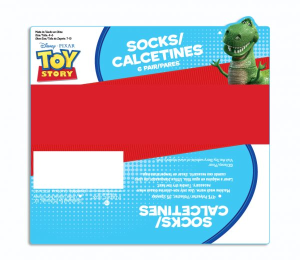 Toy Story Packaging
