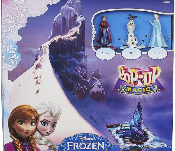 Disney Pop-Up Magic Frozen Board Game